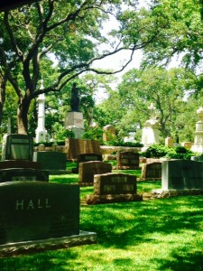 state cemetary tombstones