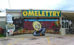 The Omelettry, Austin, Texas
